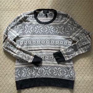 JCrew Fairisle Sweater